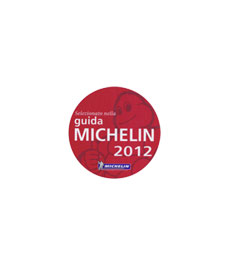 Award Guida Michelin 2012
