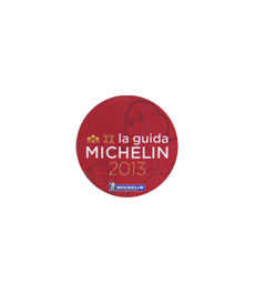 Award Guida Michelin 2013